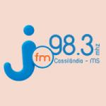 Logo da emissora Rádio Central Jota 98.3 FM