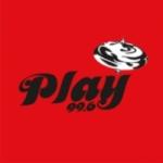 Logo da emissora Play 99.6 FM