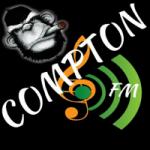 Logo da emissora Rádio Compton FM