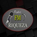 Logo da emissora Rádio Riqueza FM