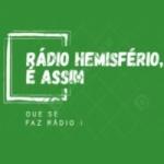 Logo da emissora Web Rádio Hemisfério On-line