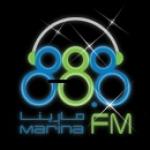 Logo da emissora Marina 88.8 FM