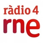 Logo da emissora Radio-4 RNE Sports 100.8 FM