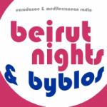 Logo da emissora Beirut Nights Radio