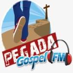 Logo da emissora Rádio Pegada Gospel FM