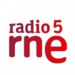 Logo da emissora RNE Radio 5 Todo Noticias 657 AM 90.3 FM