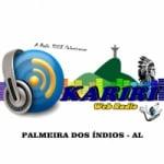 Logo da emissora Kariri Web Radio