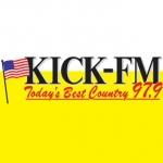 Logo da emissora Radio Kick 97.9 FM