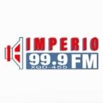 Logo da emissora Rádio Império 99.9 FM