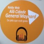 Logo da emissora Rádio General Maynard