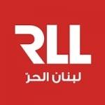 Logo da emissora Radio Liban Libre RLL 102.5 FM