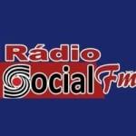 Logo da emissora Rádio Social 87.9 FM
