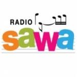 Logo da emissora Radio Sawa Levant 87.7 FM