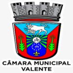Logo da emissora Rádio Câmara Valente
