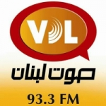 Logo da emissora Radio Voix du Liban  93.3 FM