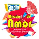 Logo da emissora Rádio Missão De Amor