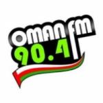 Logo da emissora Radio Oman Arabic 90.4 FM