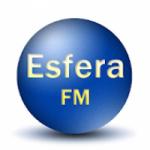 Logo da emissora Rádio Esfera FM