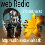 Logo da emissora Rádio Lirio dos Vales