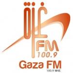 Logo da emissora Radio Gaza 100.9 FM