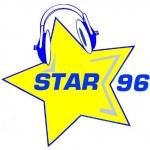 Logo da emissora Radio Star 96 FM