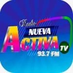 Logo da emissora Radio Activa 93.7 FM