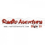 Logo da emissora Radio Aventura Siglo 21 107.8 FM