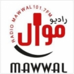 Logo da emissora Mawwal 101.7 FM