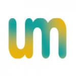 Logo da emissora Rádio Vôlei UM
