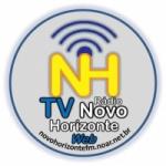Logo da emissora Rádio e TV Web Novo Horizonte