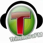 Logo da emissora Rádio Trincheira FM