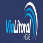 Logo da emissora Rádio Via Litoral News