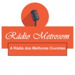 Logo da emissora Web Rádio Metrosom