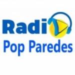 Logo da emissora Radio Pop Paredes