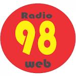 Logo da emissora Rádio 98 Web