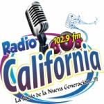 Logo da emissora Radio Califórnia 102.9 FM