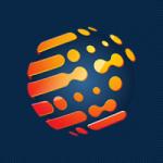Logo da emissora Rede Mega Fox