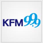 Logo da emissora Radio KFM 99.9