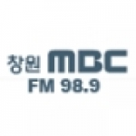 Logo da emissora Radio Masan MBC 990 AM