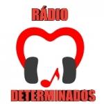 Logo da emissora Rádio Determinados