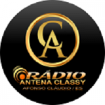 Logo da emissora Rádio Antena Classy