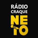 Logo da emissora Rádio Craque Neto
