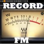 Logo da emissora Rádio Record FM