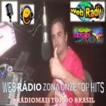 Logo da emissora Web Rádio Zona Onze Top Hits