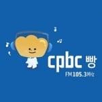 Logo da emissora CPBC Radio 105.3 FM