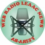 Logo da emissora Rádio Leaac News