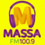 Logo da emissora Rádio Massa 100.9 FM