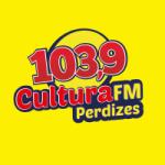 Logo da emissora Rádio Cultura 103.9 FM