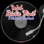 Logo da emissora Web Rádio Vinil