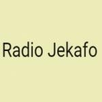 Logo da emissora Jekafo 100.7 FM